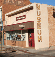 Old Trails Museum-Winslow Historical Society-Best Western PLUS Winslow Inn-Arizona