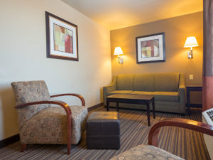Double Queen Suite at the Best Western PLUS Winslow Inn - Winslow, Arizona