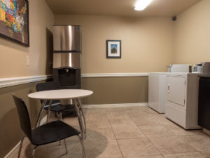 Laundry Room at the Best Western PLUS Winslow Inn - Winslow, Arizona