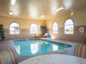 Indoor Pool at the Best Western PLUS Winslow Inn - Winslow, Arizona